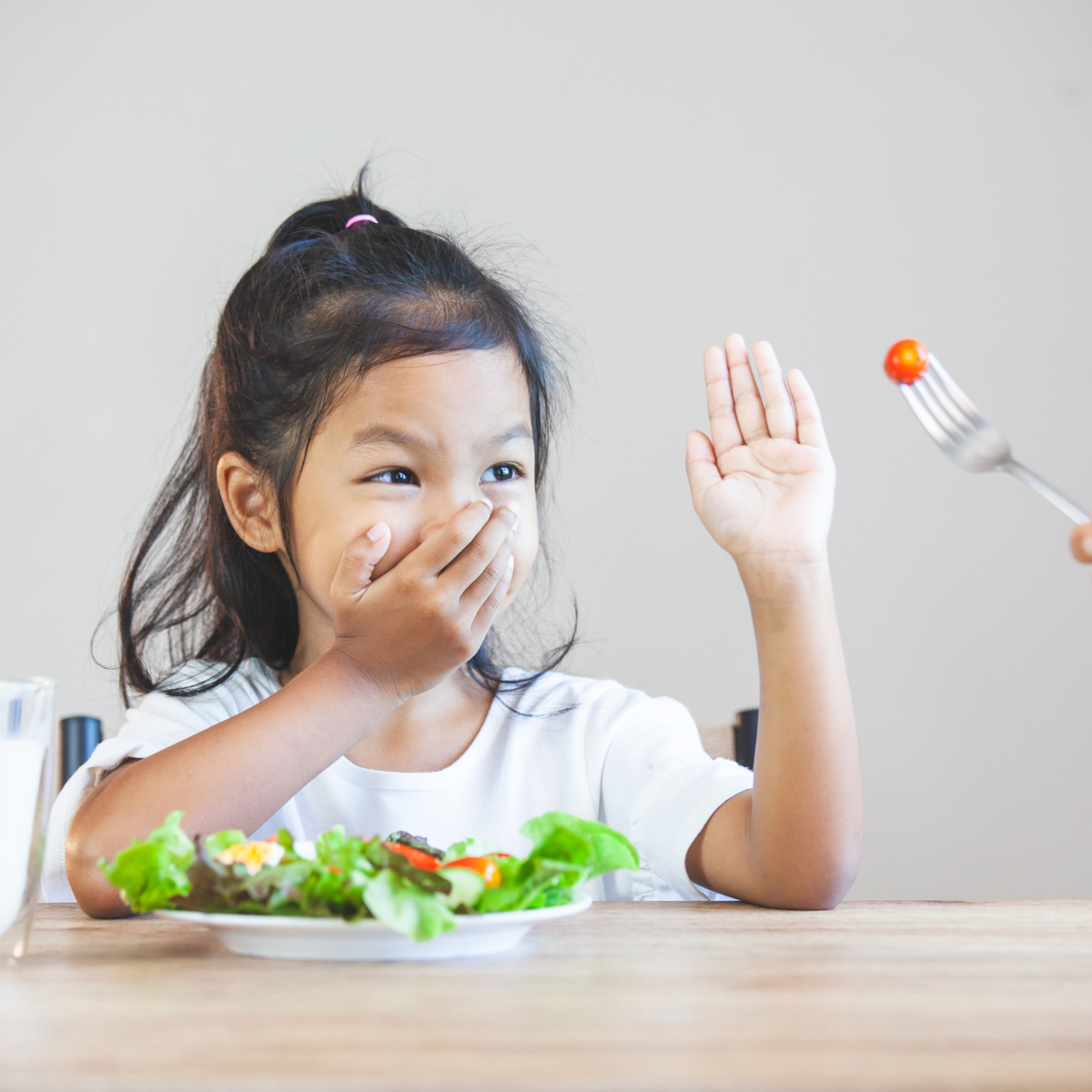 Reasons for picky eating